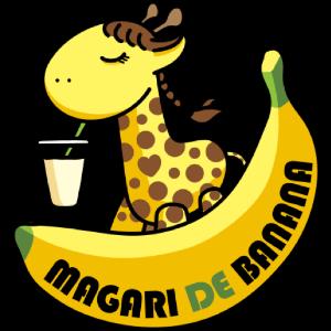 まがりdeバナナ 新宿西口店 バナナジュース専門店 2020年8月17日Uber Eats にてグランドオープン!