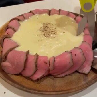 ▼シカゴピザ&スフレオムレツ Meat&Cheese Ark 2nd 新宿店 最新情報▼